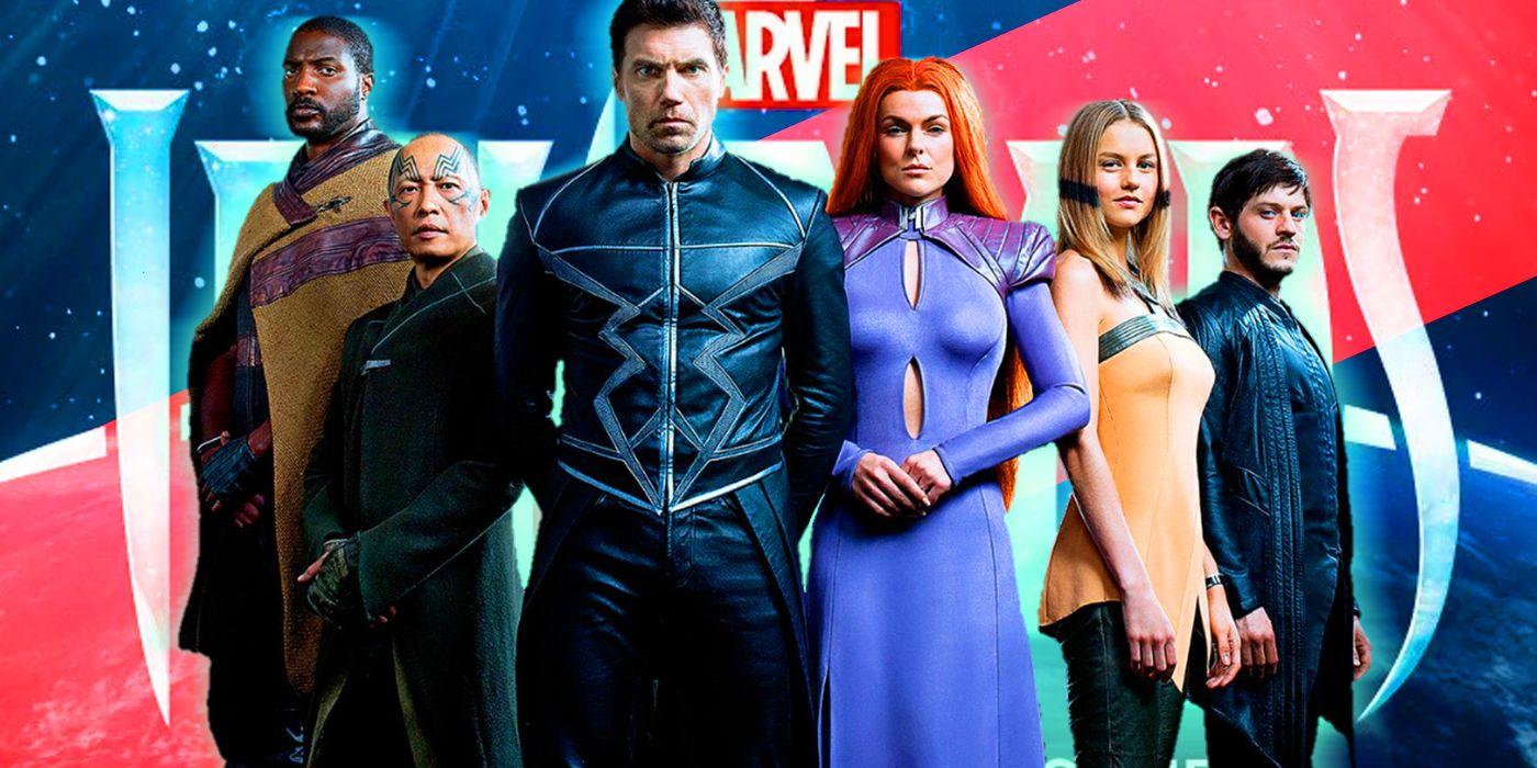 Why Marvel's Inhumans Was Canceled After 8 Episodes   CBR