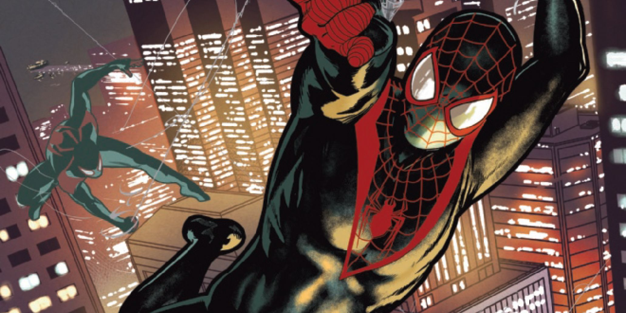 EXCLUSIVE: MIles Morales & Ms. Marvel Team Up in Spider-Man #24