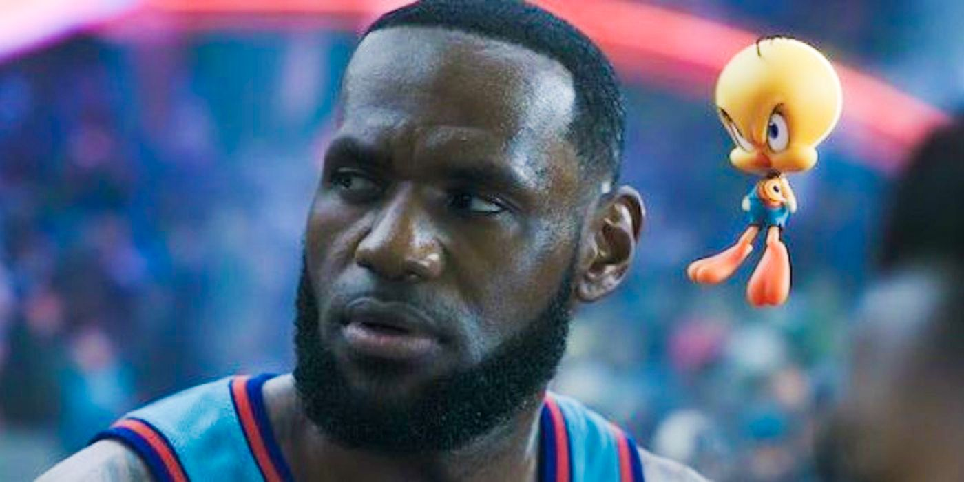 Space Jam Sequel on Track to Earn Less Than the Original | CBR