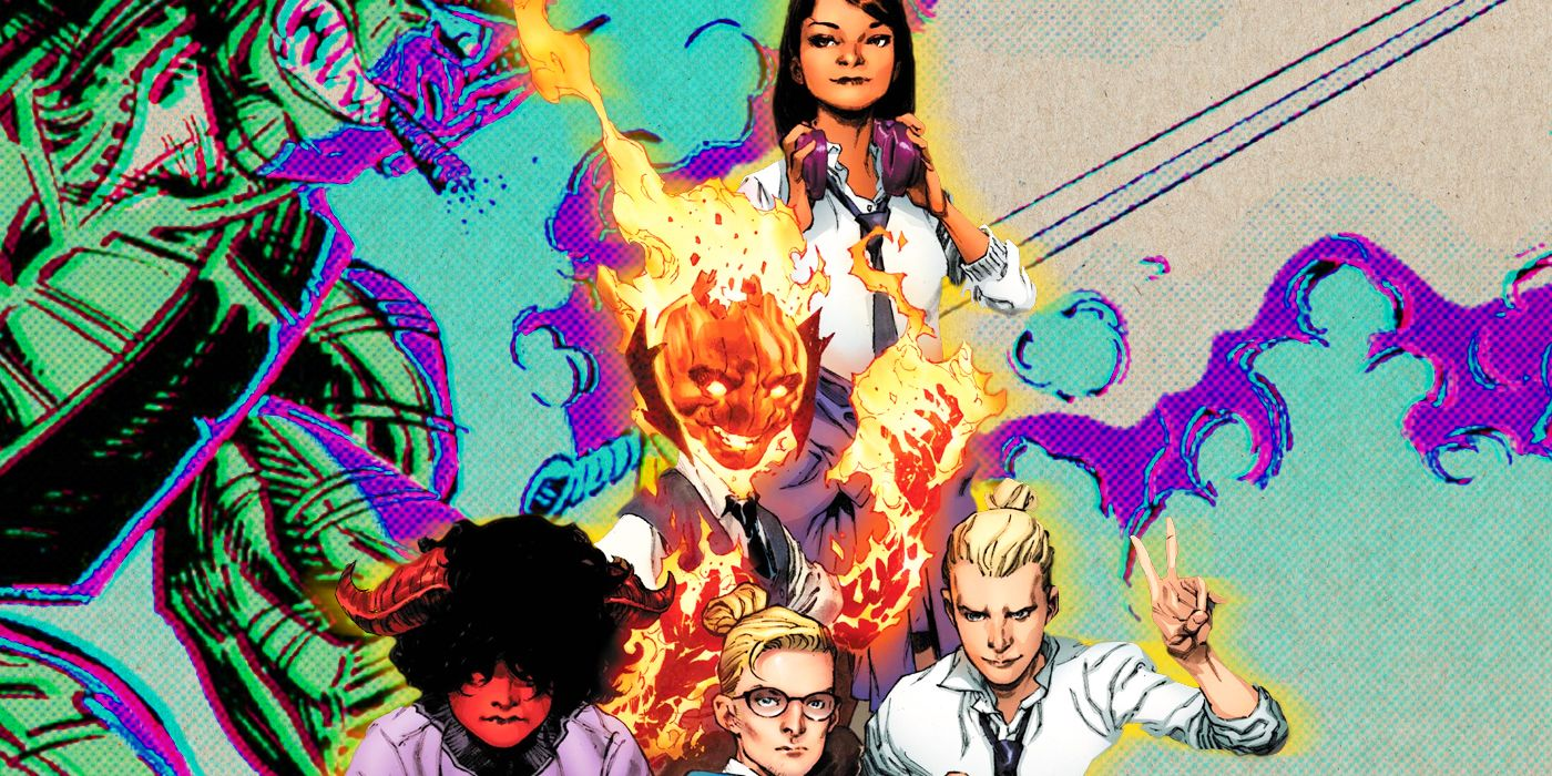 X-Men: Doctor Strange's School Shows the Lighter Side of a HORRIFYING Villain