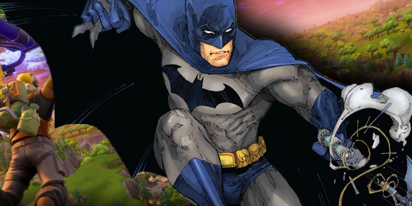 Detective Outfit Fortnite Batman Fortnite Challenges His Title As The World S Greatest Detective
