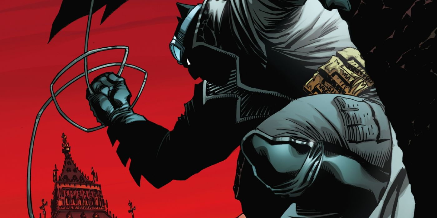 Batman Gives Classic DC Villain Gentleman Ghost a Horrifying New Form
