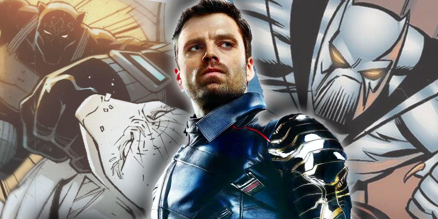 The Falcon and The Winter Soldier Sebastian Stan Marvel UCM Lobo Blanco Bucky Barnes