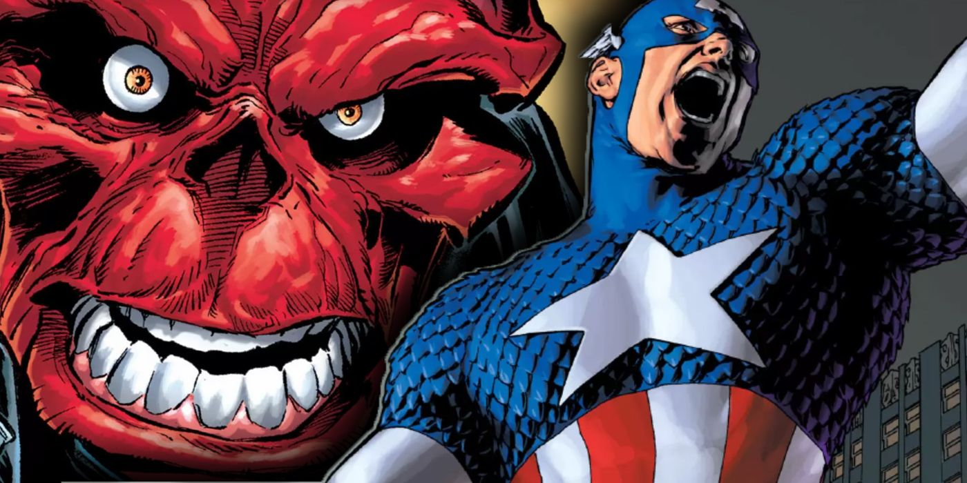 Captain America: How Steve Rogers Faced a World Ruled By Red Skull