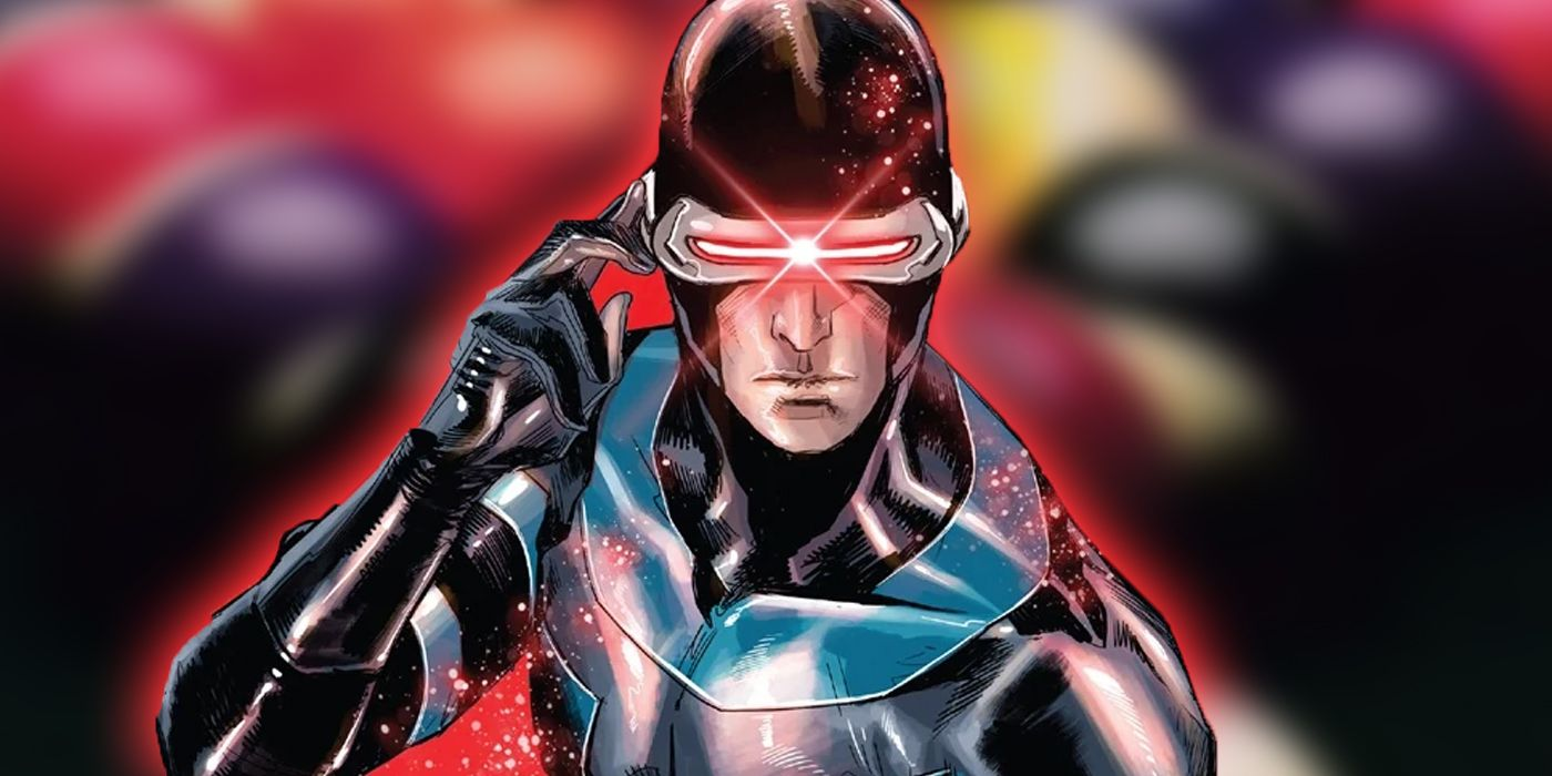 Cyclops Has the Same Hidden Talent as a WEIRD Number of Marvel Heroes