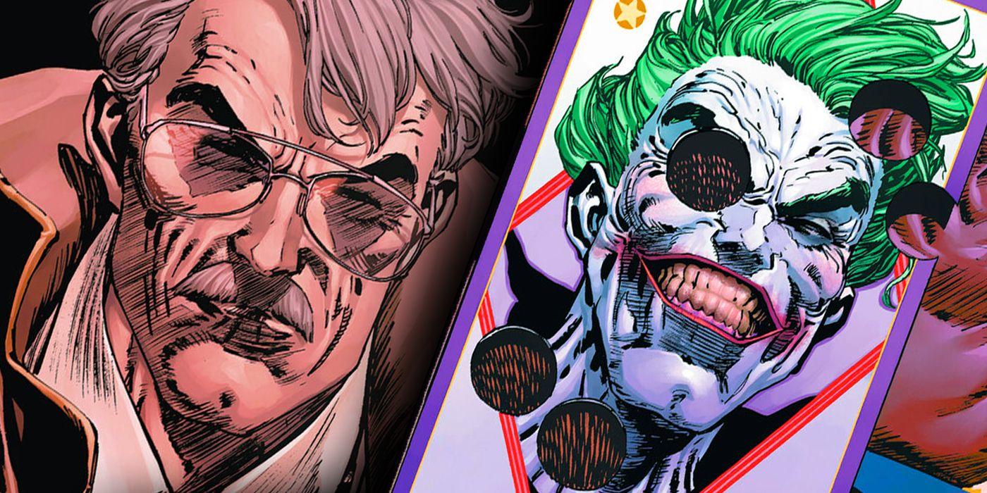 Marvel/DC Comics cover image
