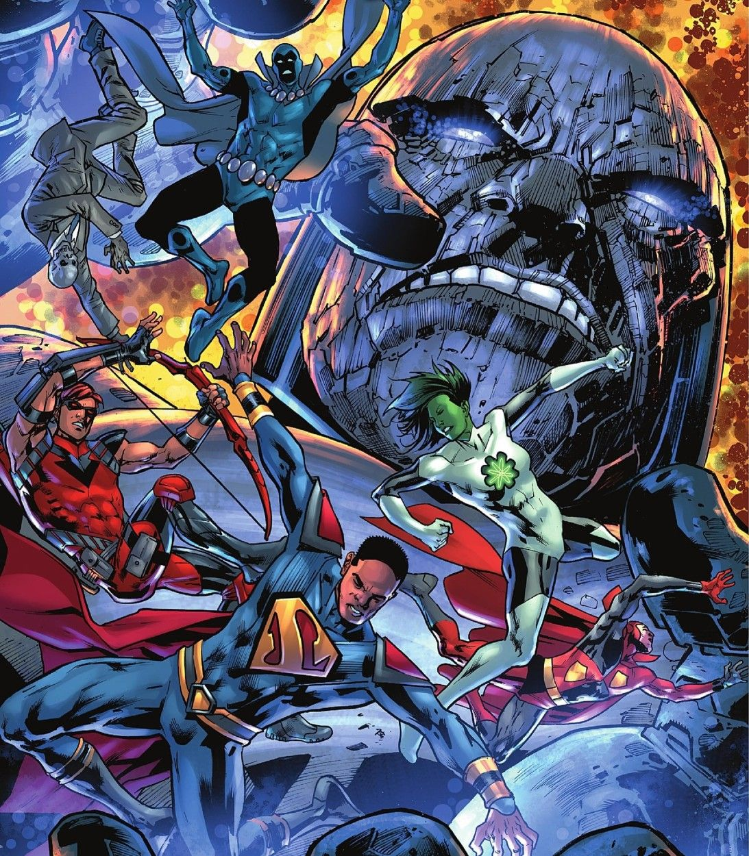 REVIEW: Infinite Frontier: Secret Files #1 Is a Fun Look at the Multiverse