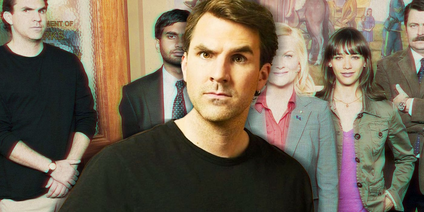 Parks and Rec: Why Mark Brendanawicz (Paul Schneider) Left | CBR