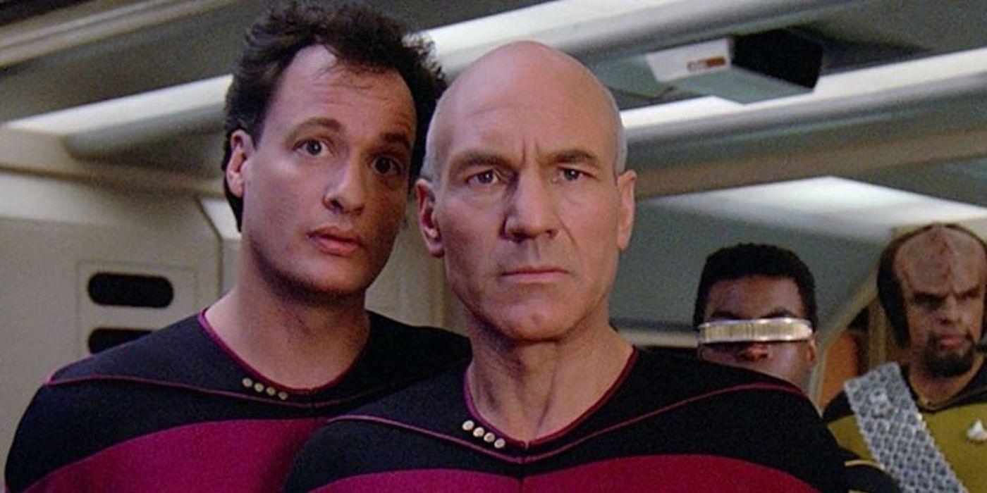 Star Trek: Picard Could Finally Explain Why Q Fears Guinan | CBR