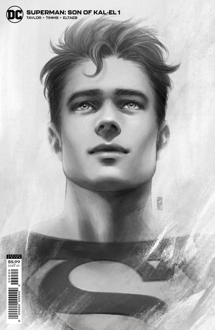 SMSOKE Cv1 1in25 var.jpg?q=50&fit=crop&w=740&h=1137&dpr=1 - DC sustituye la serie de 'Superman' por una de Jonathan Kent
