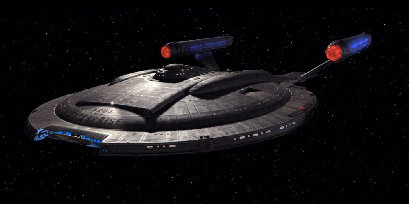 Star Trek: Enterprise - Todas as temporadas Ranqueadas 1