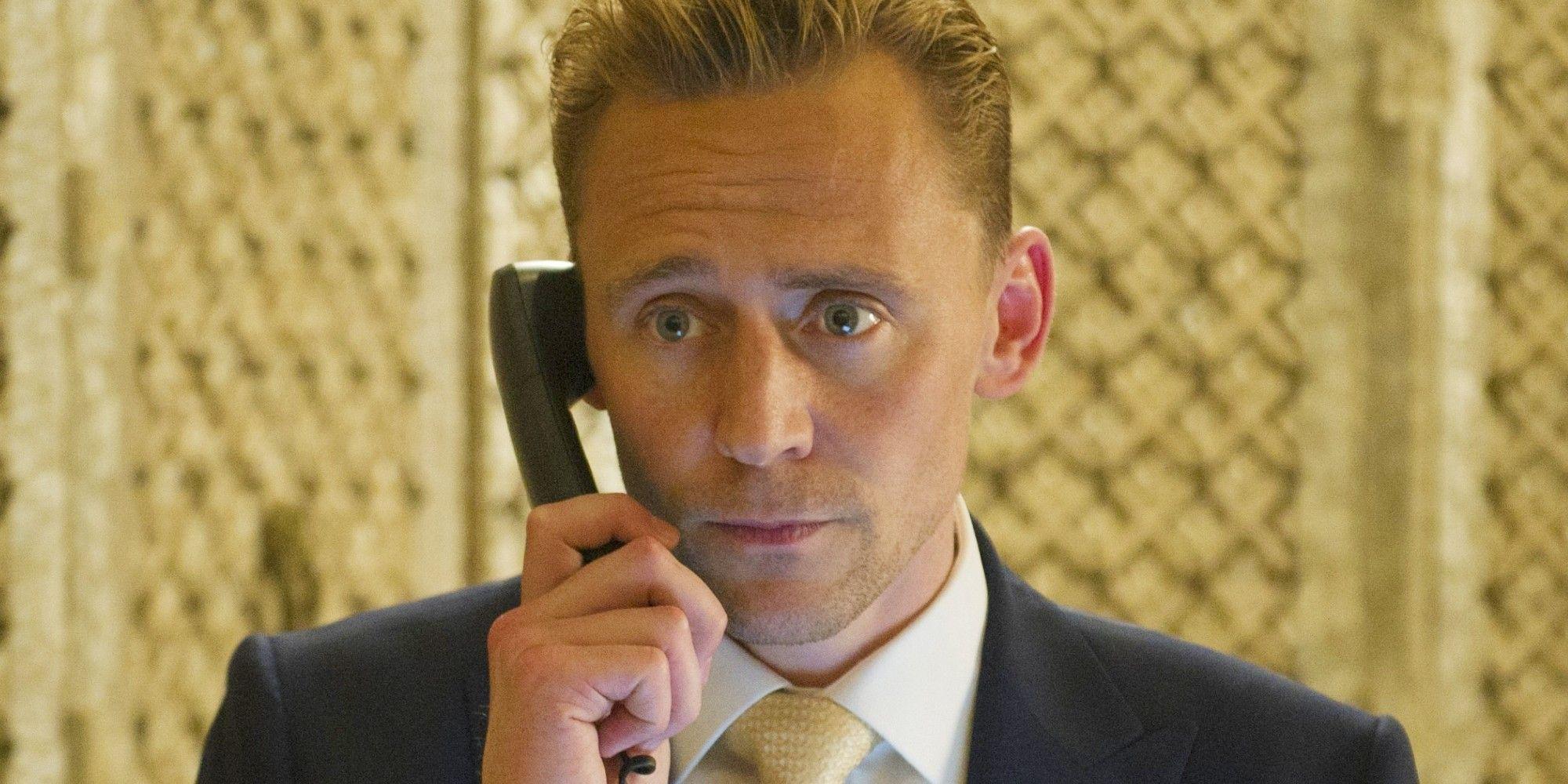 Tom Hiddleston Knows You Want Him as the Next James Bond | CBR