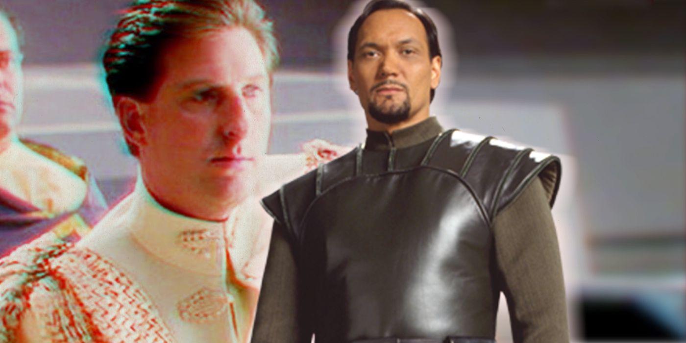 Star Wars: Adrian Dunbar Played Bail Organa Before Jimmy Smits