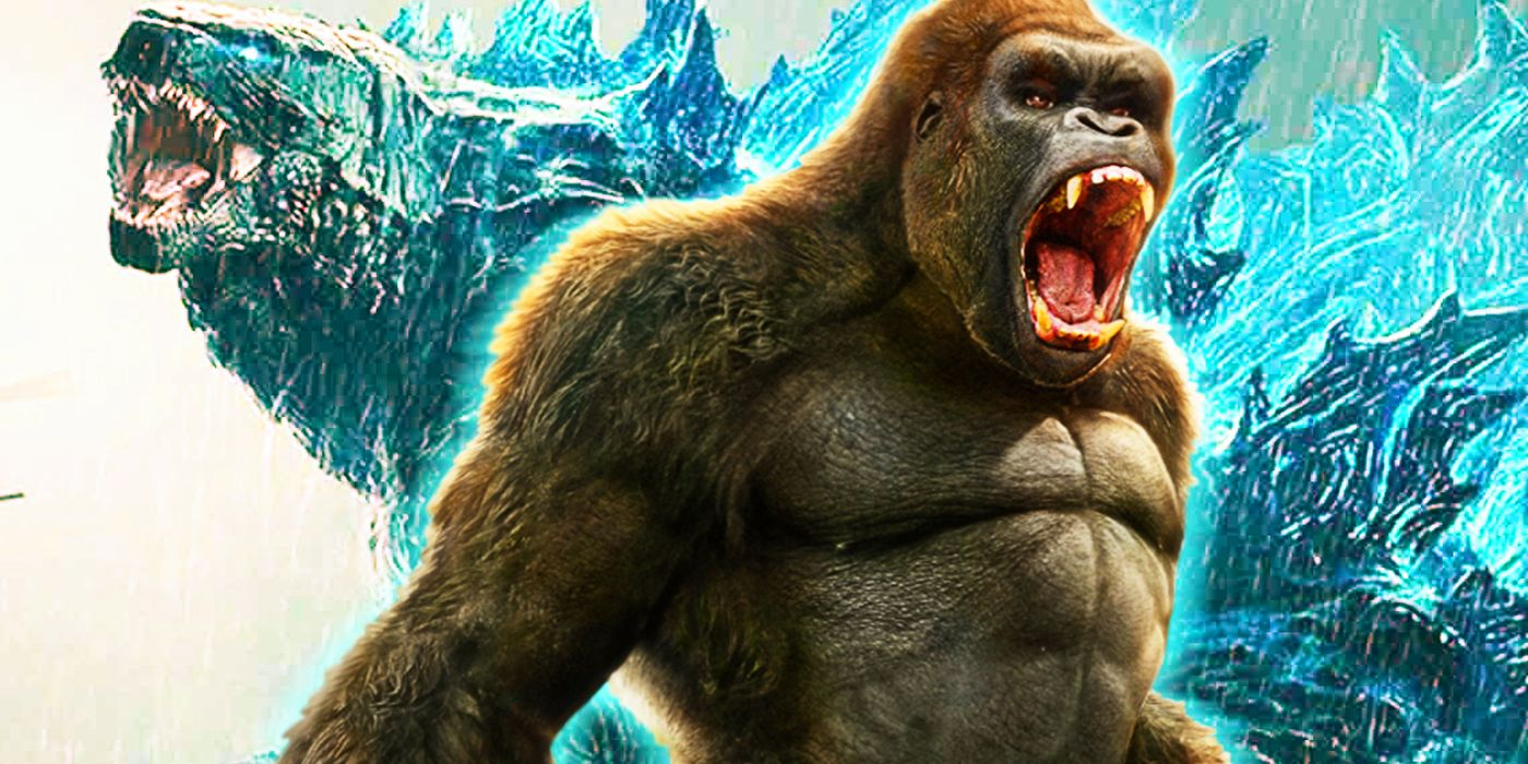 How Godzilla Vs. Kong Mirrors the Titan's Classic Film Roots