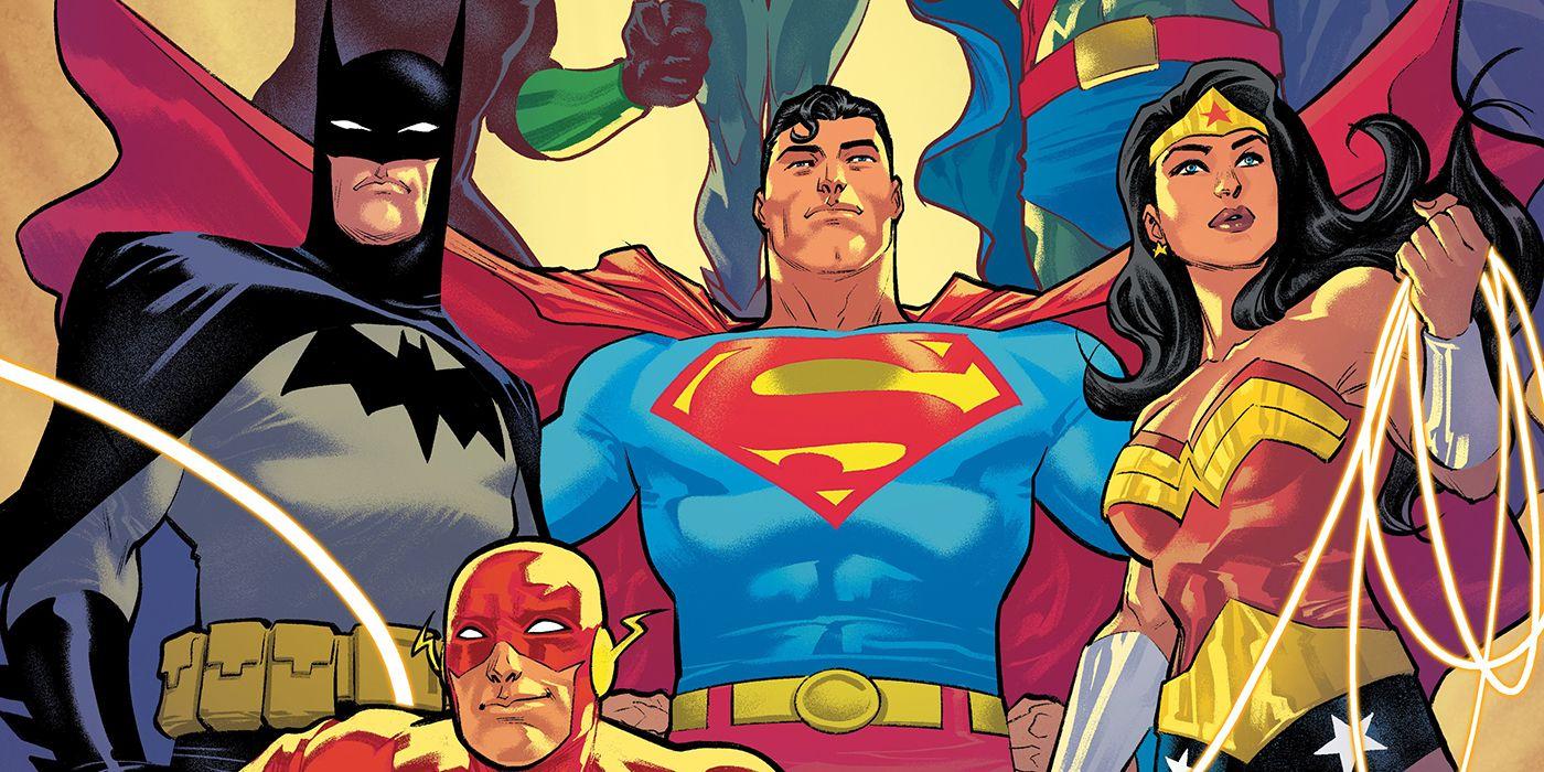 Justice League Infinity: JM DeMatteis & James Tucker Revisit the DCAU