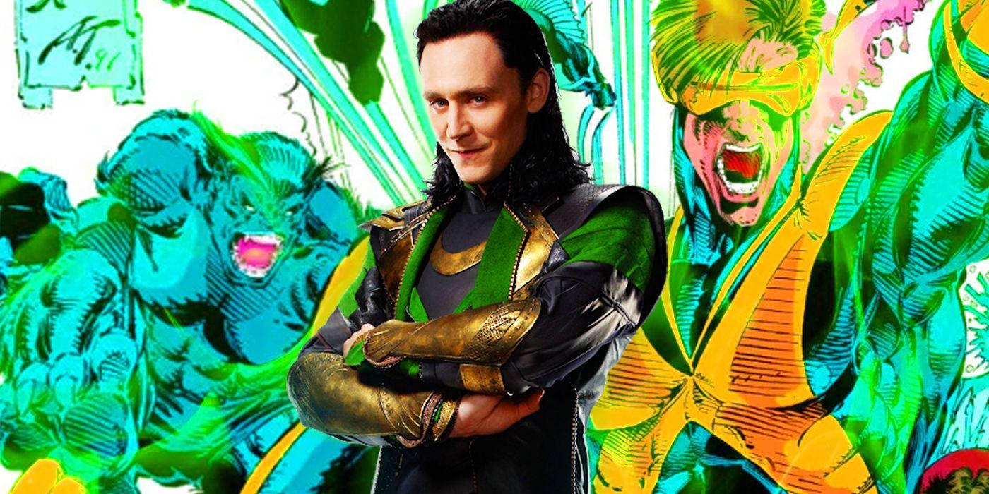 Loki's New Synopsis Teases an X-Men Link | CBR