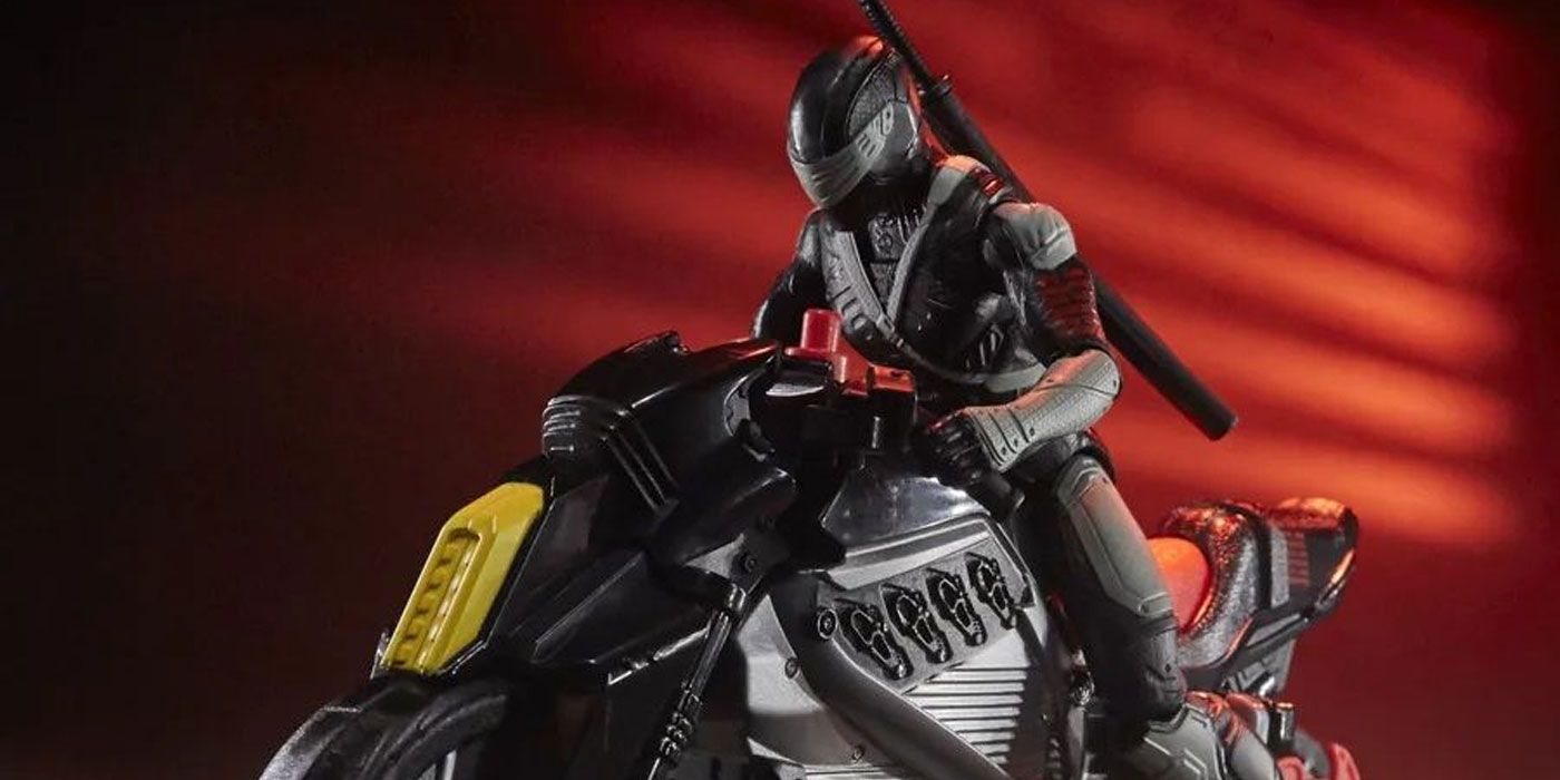 INTERVIEW: Hasbro's GI Joe Toy Team on Snake Eyes: GI Joe Origins & The Move to Six Inch Scale
