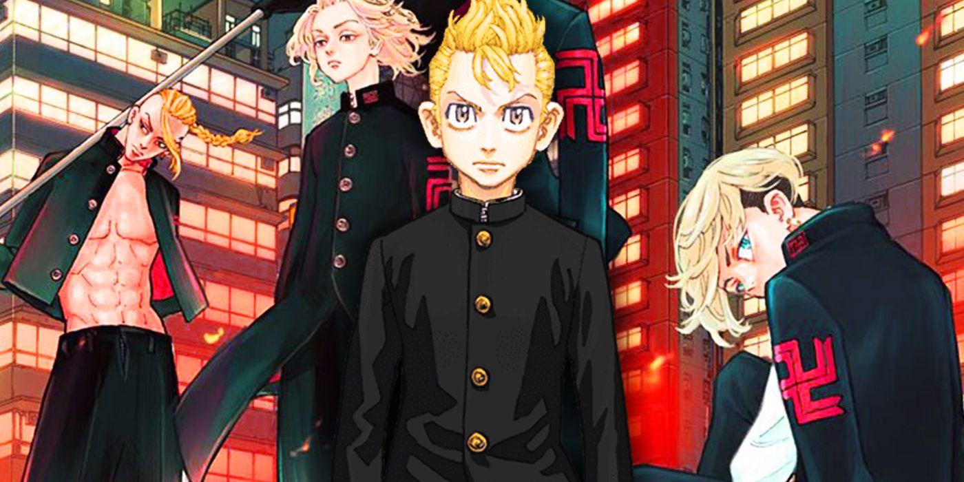 Tokyo Revengers Special Premiere Unveils Toman's Key Characters