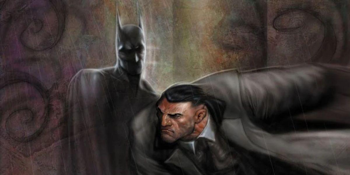 Batman: Reptilian Writer Garth Ennis Questions the Hero's 'Code of Honor'