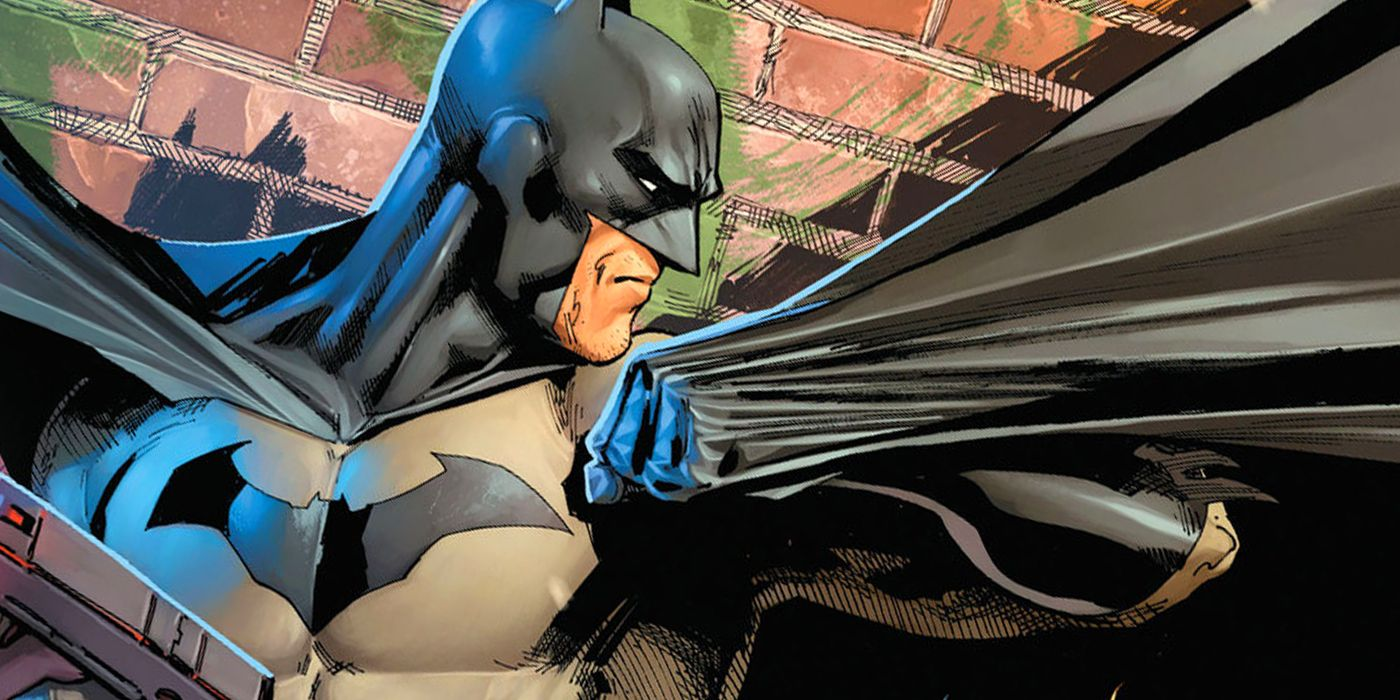 Batman Makes Peace With One of DC's Deadliest Fighters   CBR
