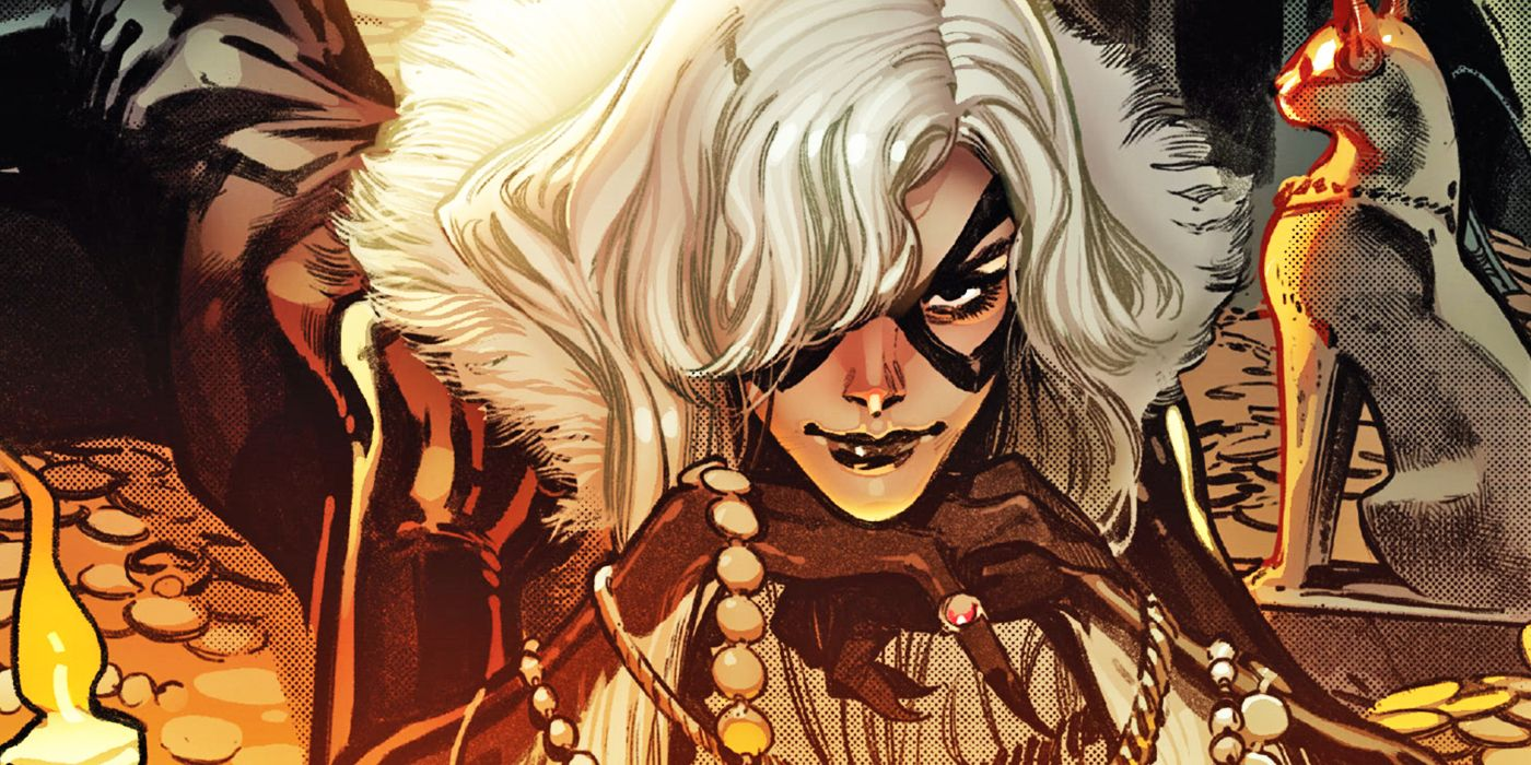 Spider-Man Villain Black Cat Just Became Immortal and She Hates It