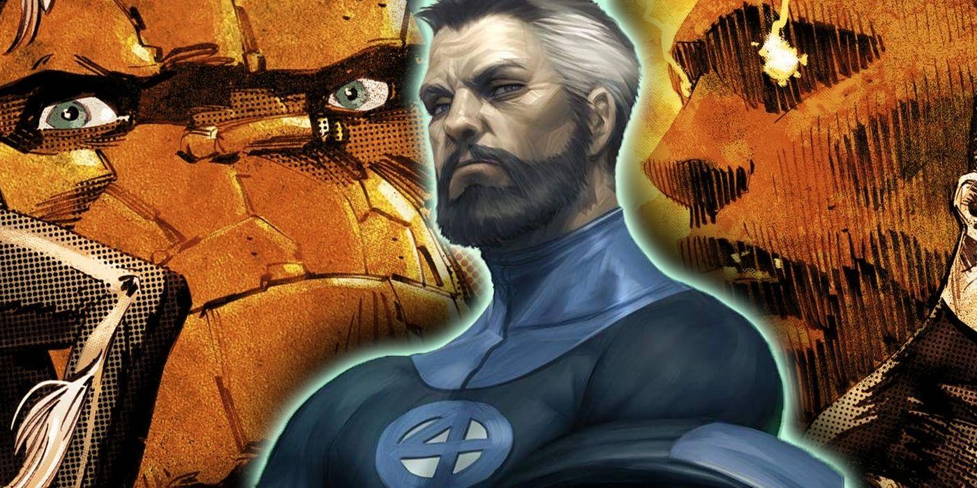 A Fantastic Four Member Just Destroyed Part of a Major Marvel Landmark