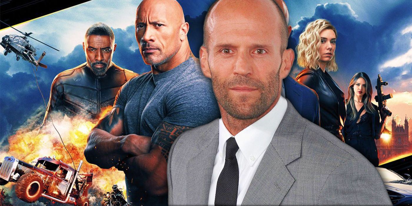 Jason Statham Really Wants to Confirm Shaw's Fast & Furious Return