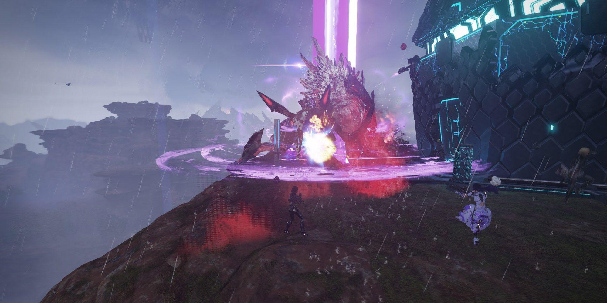 Phantasy Star Online 2: New Genesis é um ENORME passo em frente para a série 3