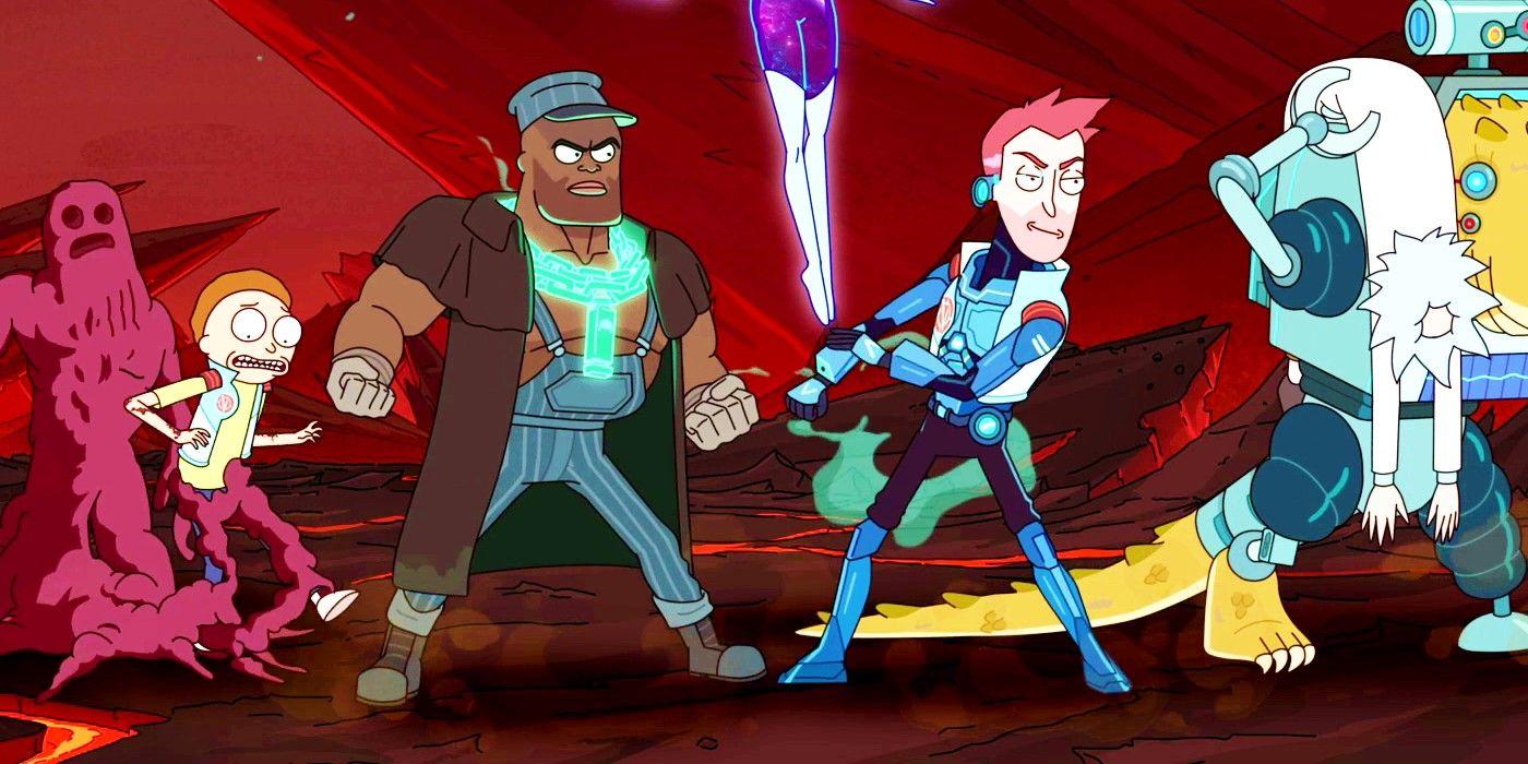 Adult Swim Lands Rick & Morty, Aqua Teen Hunger Force Spinoff Shorts Series