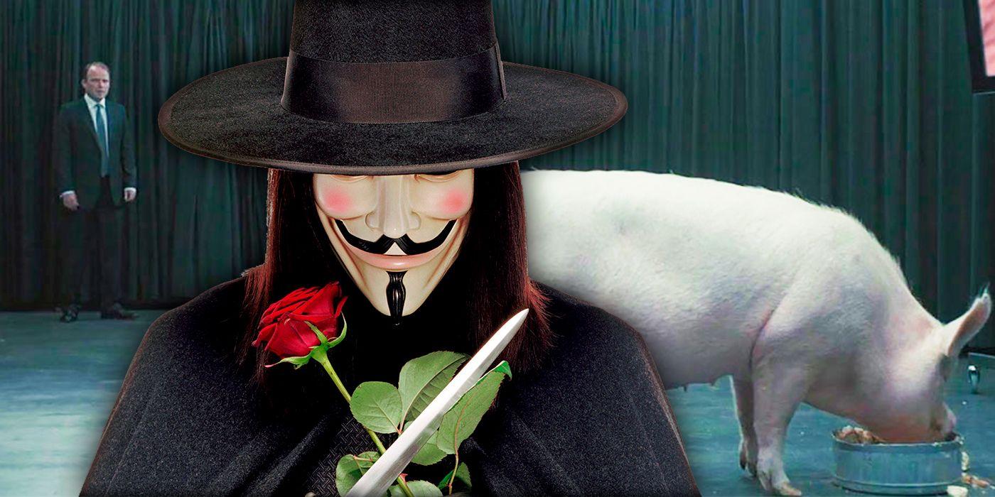 Black Mirror: A Season 1 Episode Delivers a Sadistic V for Vendetta Story
