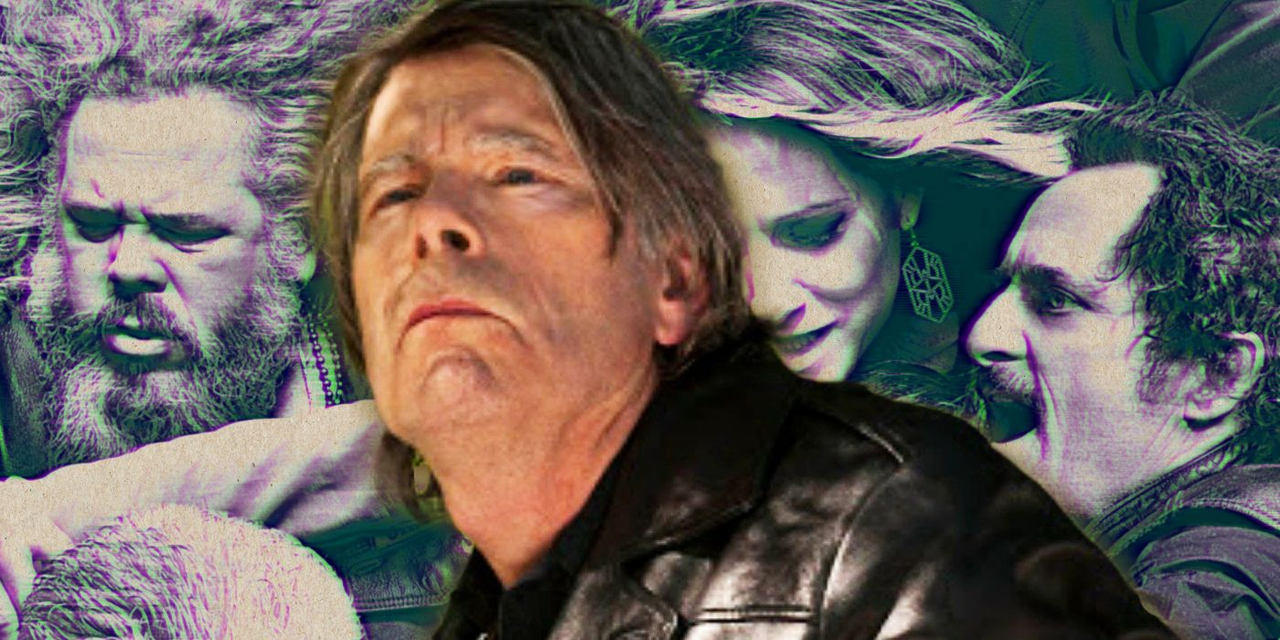 Sons of Anarchy: Stephen King's Character Is a Reference to His Pen Name