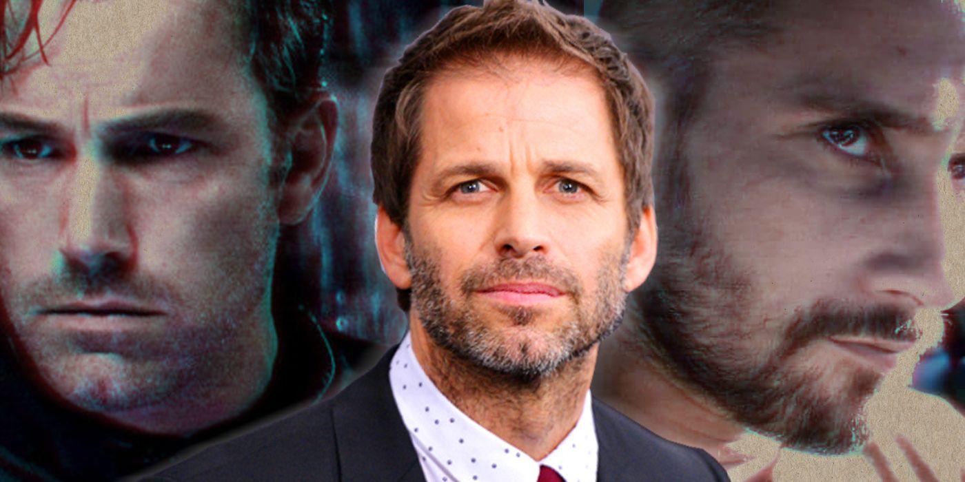 Zack Snyder's Second Choice to Play Batman Was Still Good | CBR