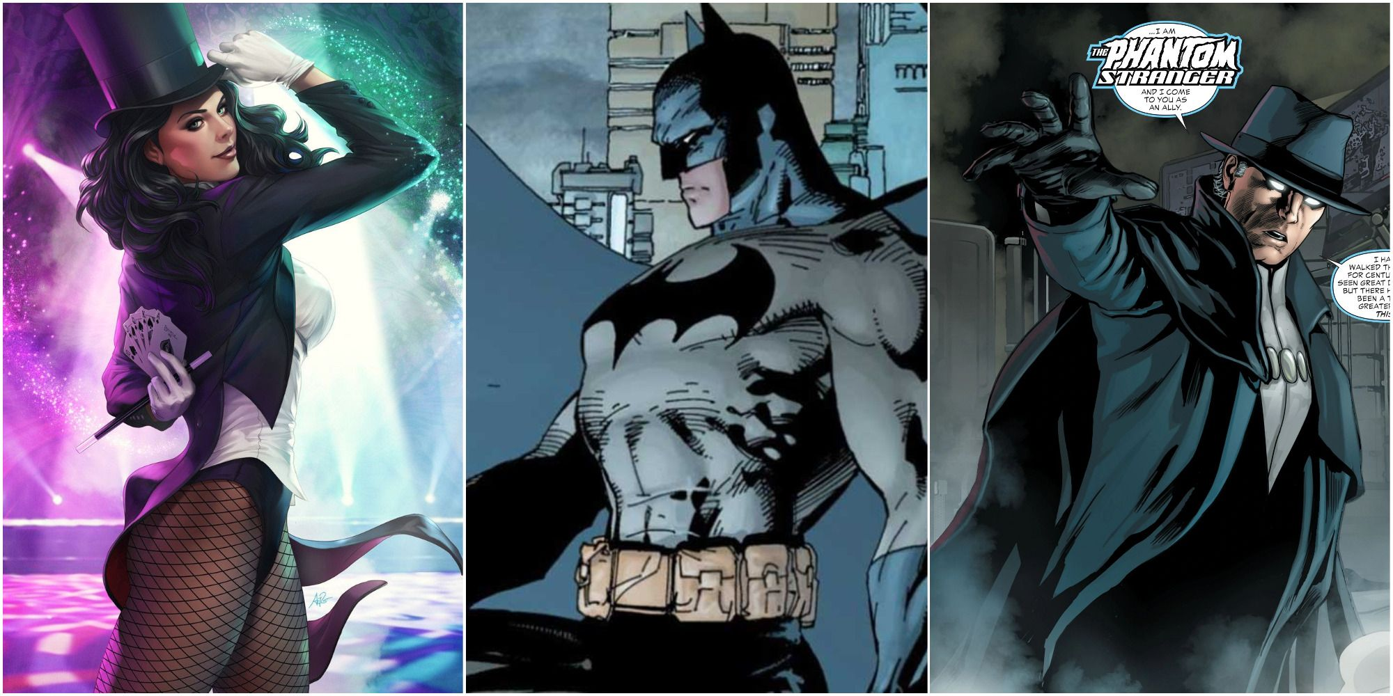 DC: Batman & 9 Other Characters Who Would Be Great In Horror Comics