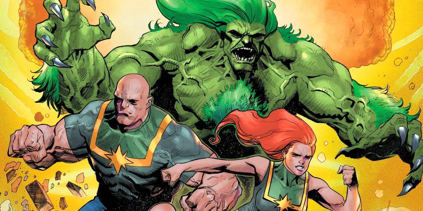 Gamma Flight: Every Member of Immortal Hulk's Radioactive Super-Team