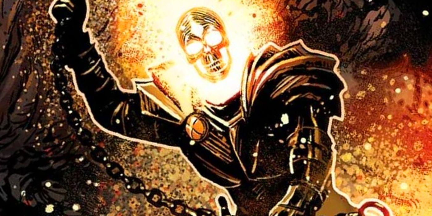 Ghost Rider: Marvel's Spirit of Vengeance Has a Terrifying New Ride