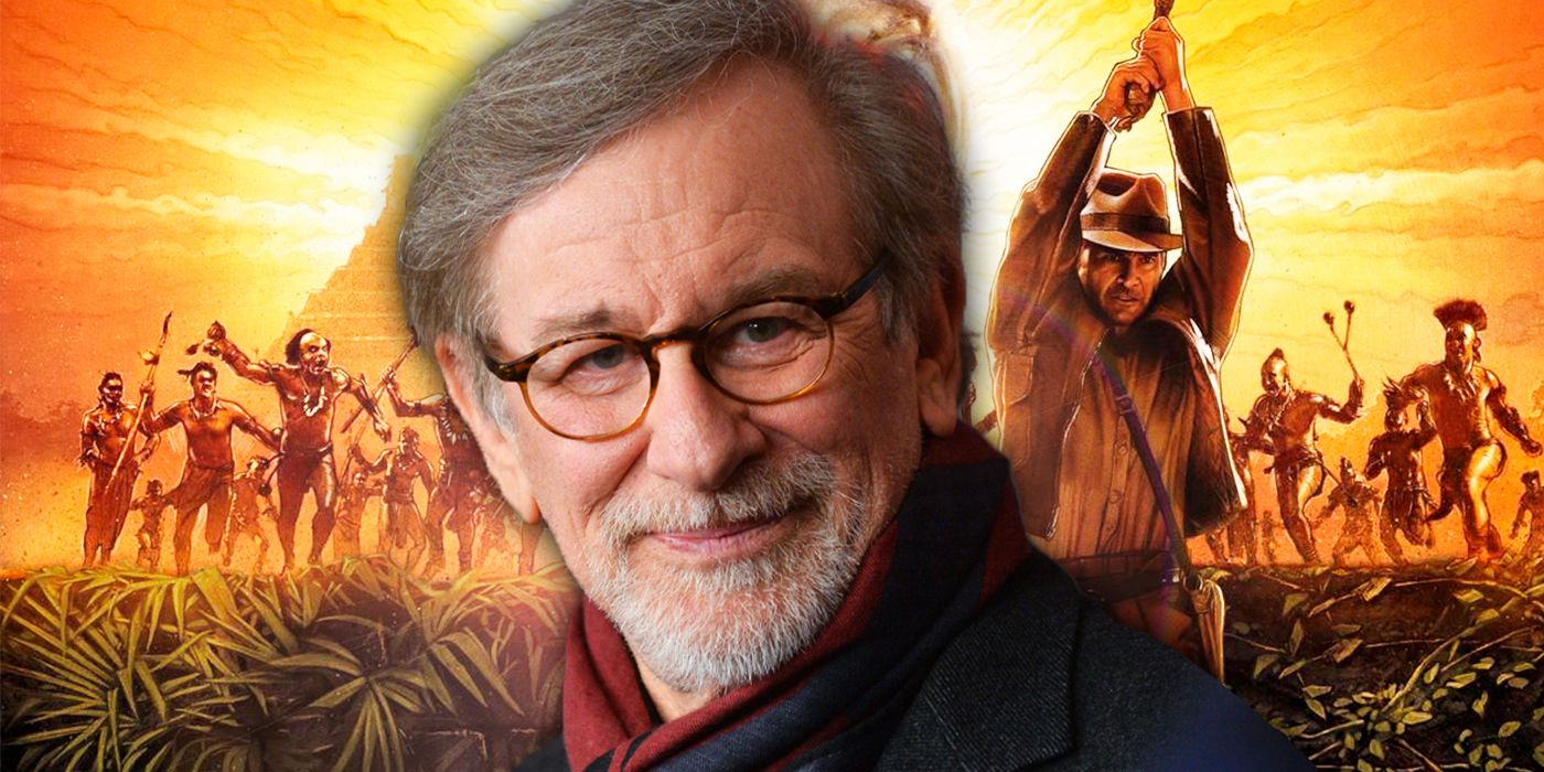 Spielberg Directed Indiana Jones After Being Turned Down For James Bond