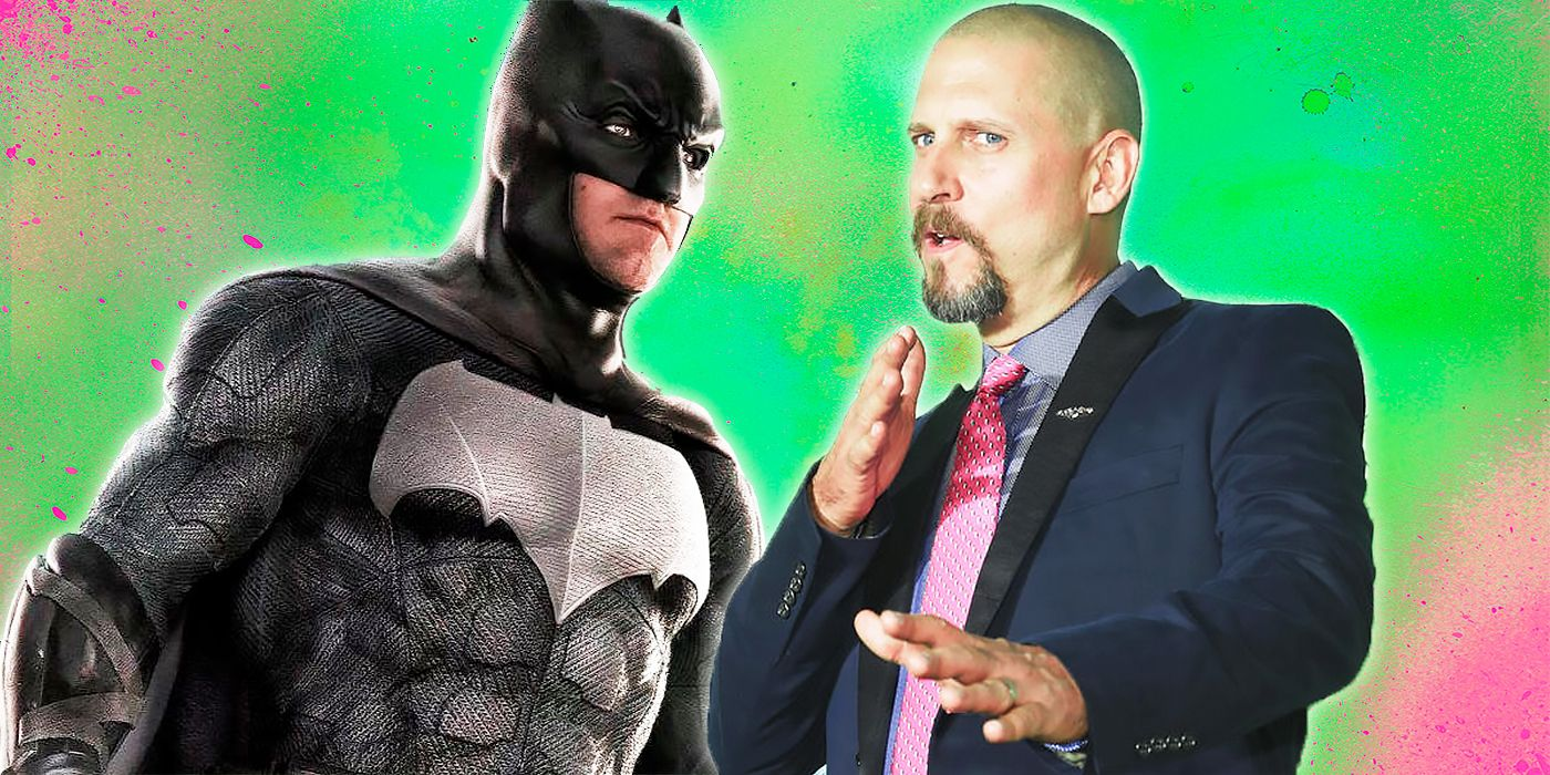 Suicide Squad's Ayer Cut May Include More Batman Scenes
