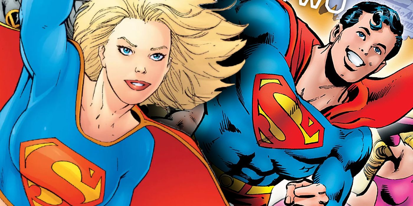 Superboy & Supergirl Broke the Legion of Super-Heroes' Most Ridiculous Rule