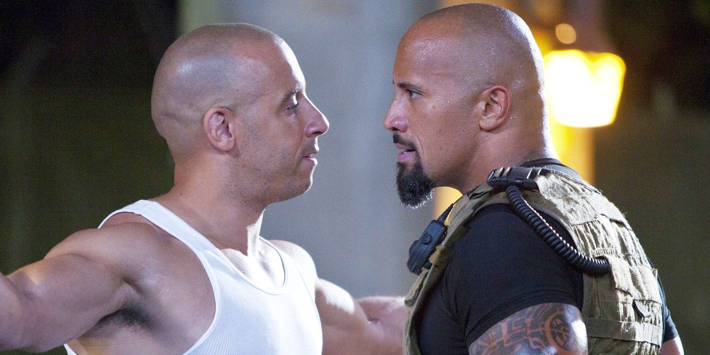 Vin Diesel Claims Dwayne Johnson Feud Was to Improve The Rock's Acting