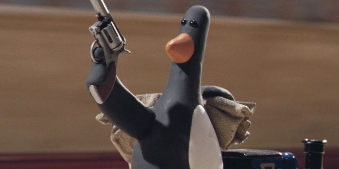 Wallace & Gromit's Feathers McGraw Deserves His Own Origin Movie