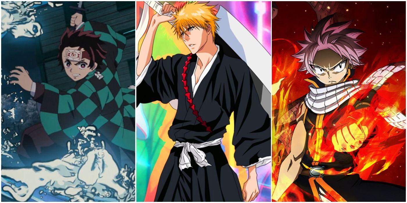 10 Shonen Anime To Watch If You Like One Piece | CBR