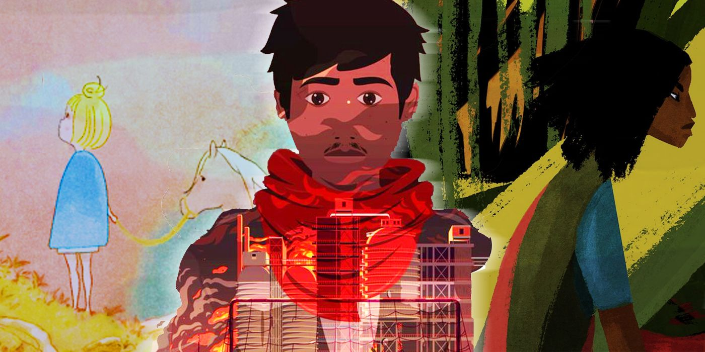 The Annecy Film Festival: What's New For Animation?   CBR