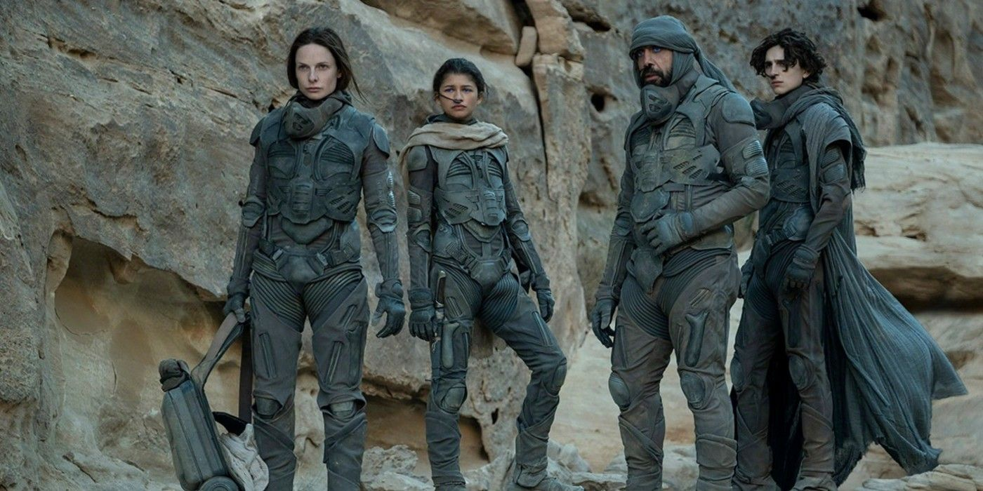 Dune: Denis Villeneuve Plans To Make A Dune Trilogy Out Of The Second Novel