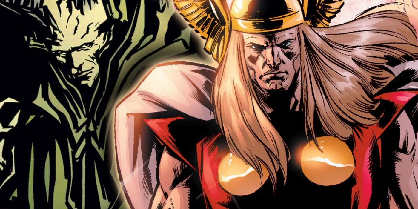 Loki: How Marvel's Earth X Transformed the God Into Thor | CBR