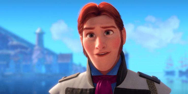 """Prince Hans in """"Frozen"""""""