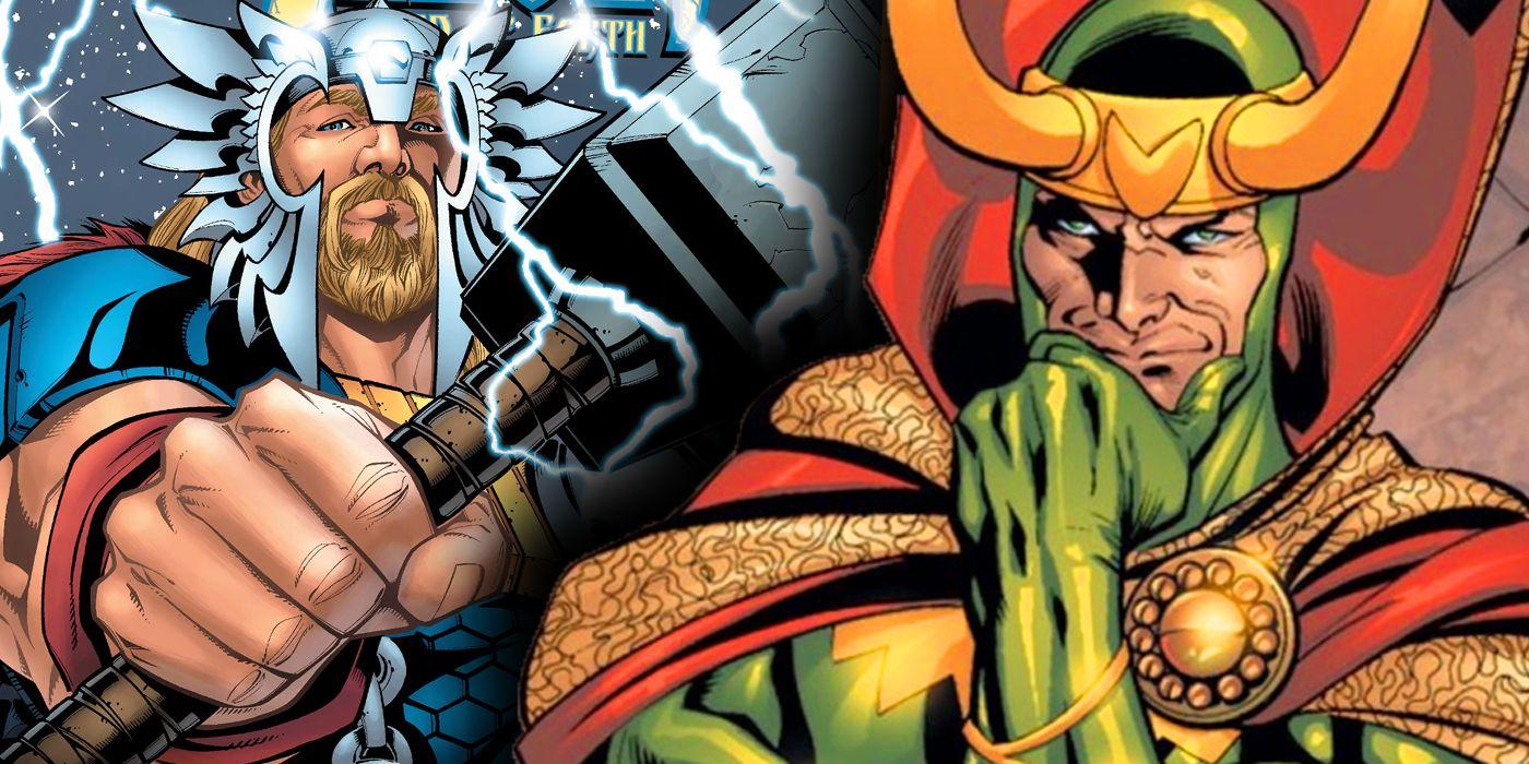 Loki: Marvel's Worst God Helped Thor Take Over the World   CBR
