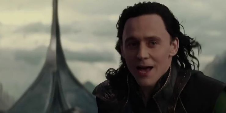 Loki has found several secret passageways that interconnect Nine Realms and beyond, while Thor never actually tried.