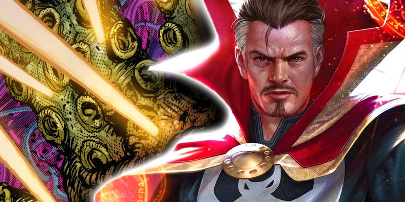 Savage Avengers Brings Back the Marvel Multiverse's Darkest Cosmic God