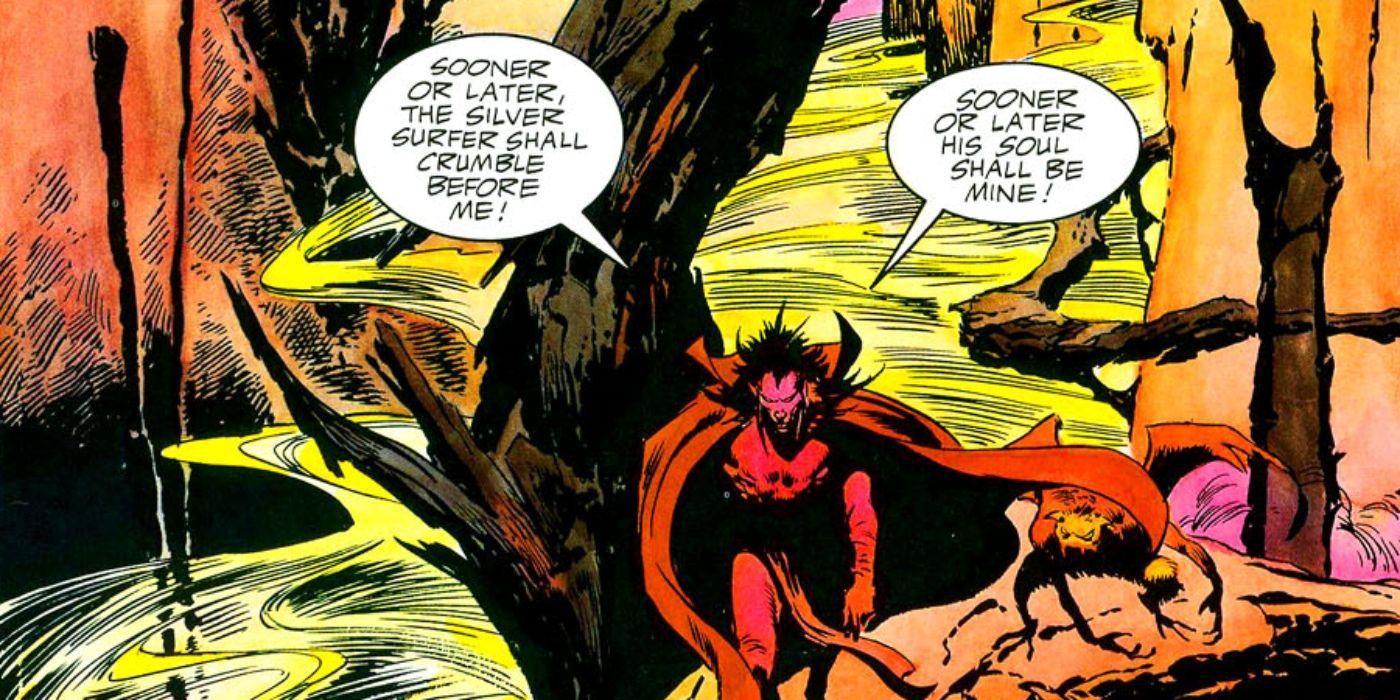 Mephisto vs. Galactus: Qual entidade da Marvel venceu sua maior luta? 1