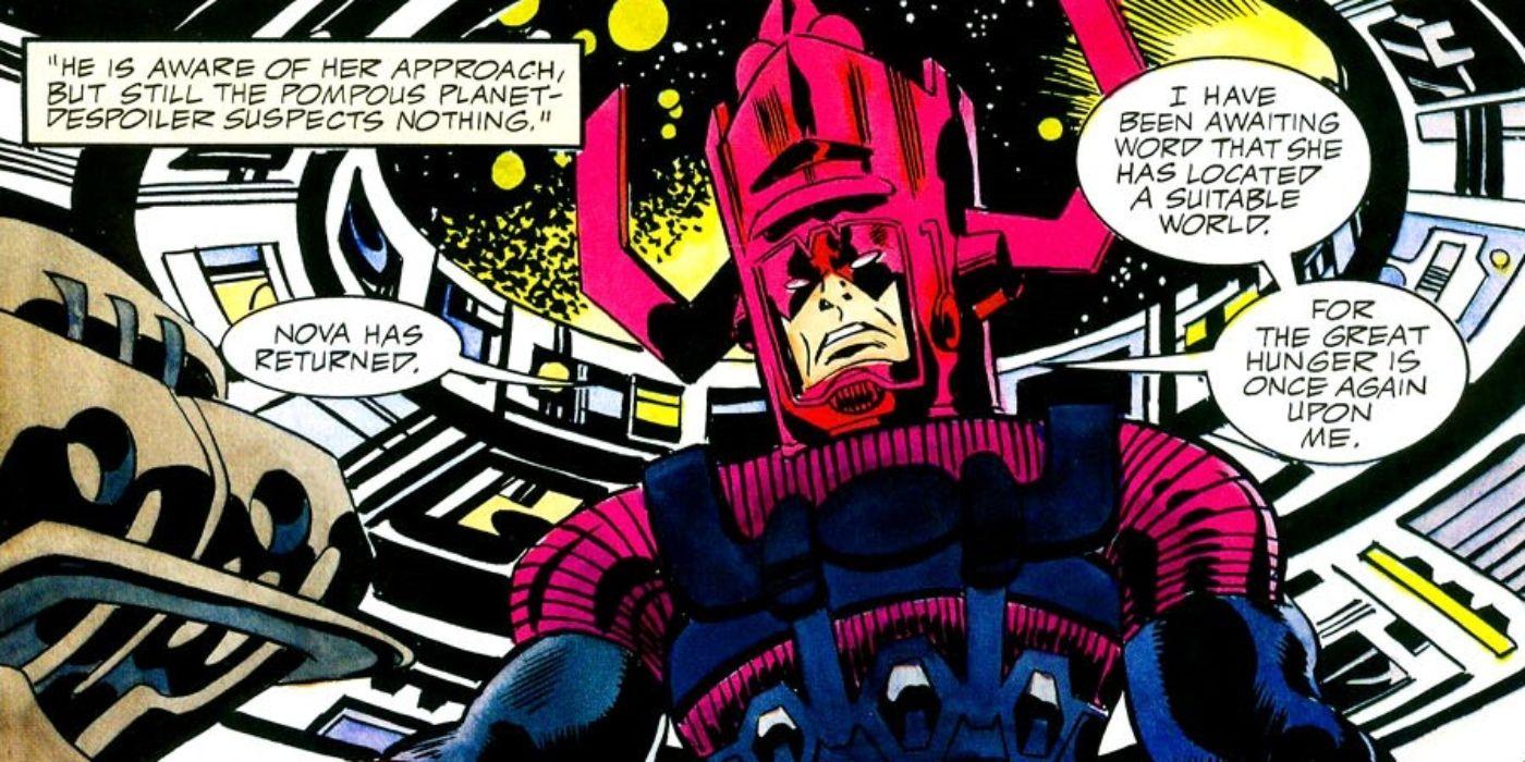 Mephisto vs. Galactus: Qual entidade da Marvel venceu sua maior luta? 2